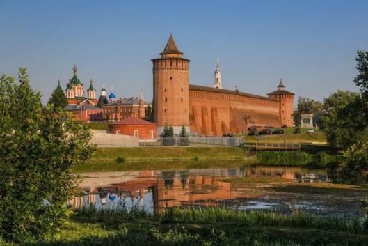 Коломна-городок — Москвы уголок