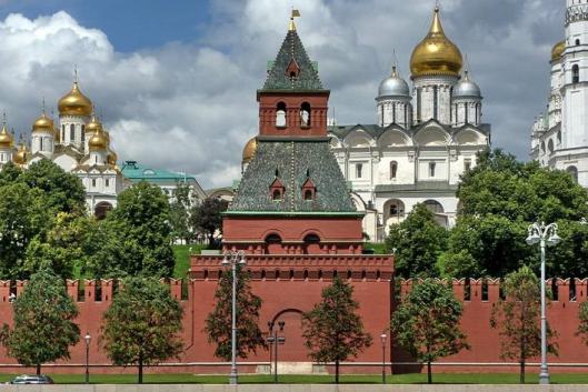 Городские истории: Кремлевская история