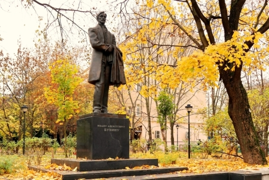 Поварская: аристократы, поэты, дипломаты
