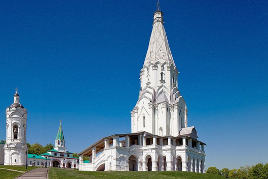 Церковь Вознесения в Коломенском (Онлайн-лекция)