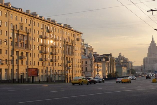 Моя Садовая-Сухаревская (постройки 30-50-х годов)