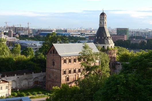 Симонов монастырь против конструктивизма