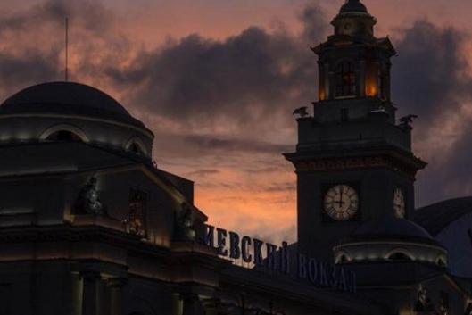 Экскурсия на Киевский вокзал с посещением часовой башни