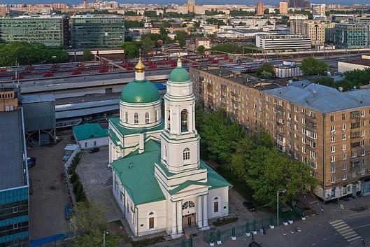 Вдоль града Земляного: от Калужских ворот до Зацепы