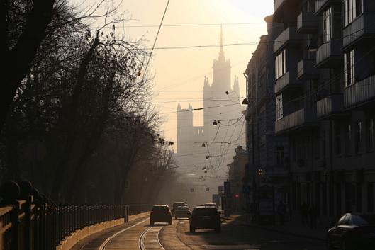 Прогулка по бульварам: Покровский и Яузский