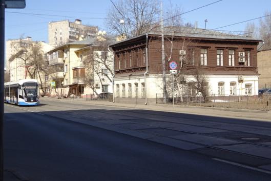 Калейдоскоп на Каланчевке