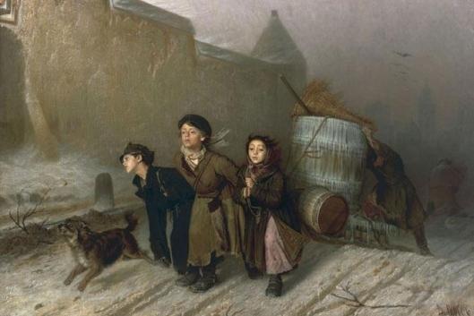 Невыдуманные истории Рождественского бульвара