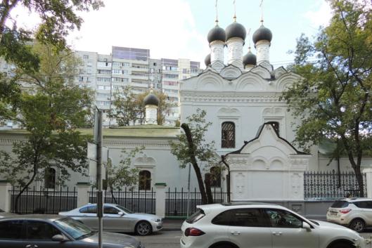 Таганка: скромное обаяние московской окраины