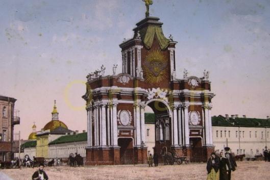 Секреты Земляного города: от Красных ворот в Кобыльскую слободу